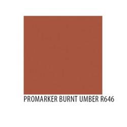 Promarker burnt umber r646
