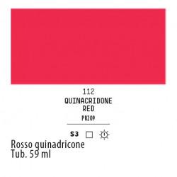 112 - Liquitex Heavy Body Rosso quinacridone