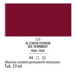 116 - Liquitex Heavy Body Alizarina carminio permanente imit.