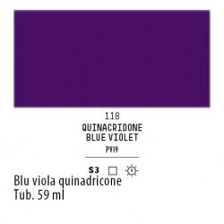 118 - Liquitex Heavy Body Blu viola quinacridone