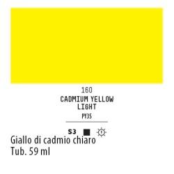 160 - Liquitex Heavy Body Giallo di cadmio chiaro