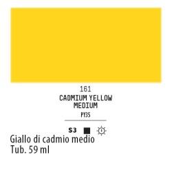 161 - Liquitex Heavy Body Giallo di cadmio medio