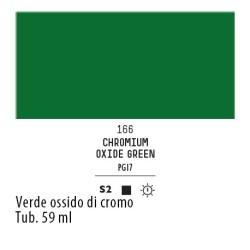 166 - Liquitex Heavy Body Verde ossido di cromo