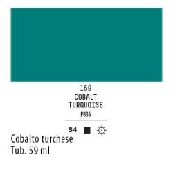 169 - Liquitex Heavy Body Cobalto turchese