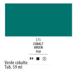 171 - Liquitex Heavy Body Verde di cobalto