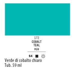 172 - Liquitex Heavy Body Verde di cobalto chiaro