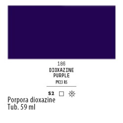 186 - Liquitex Heavy Body Viola dioxazine