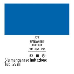 275 - Liquitex Heavy Body Blu manganese imit.