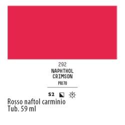 292 - Liquitex Heavy Body Rosso naftolo carminio