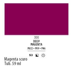 300 - Liquitex Heavy Body Magenta scuro