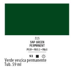 315 - Liquitex Heavy Body Verde vescica permanente