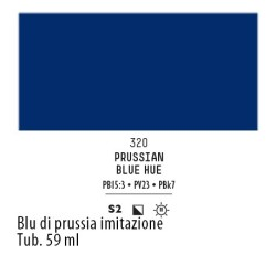 320 - Liquitex Heavy Body Blu di Prussia imit