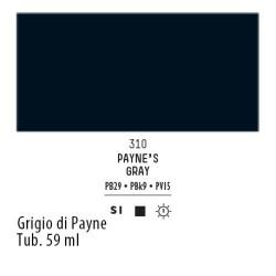 310 - Liquitex Heavy Body Grigio di Payne