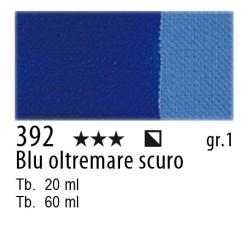 392 - Maimeri Olio Classico Blu oltremare scuro