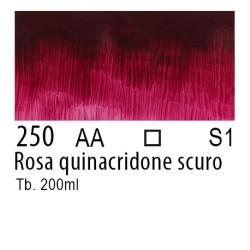 250 - W&N Olio Winton Rosa quinacridone scuro