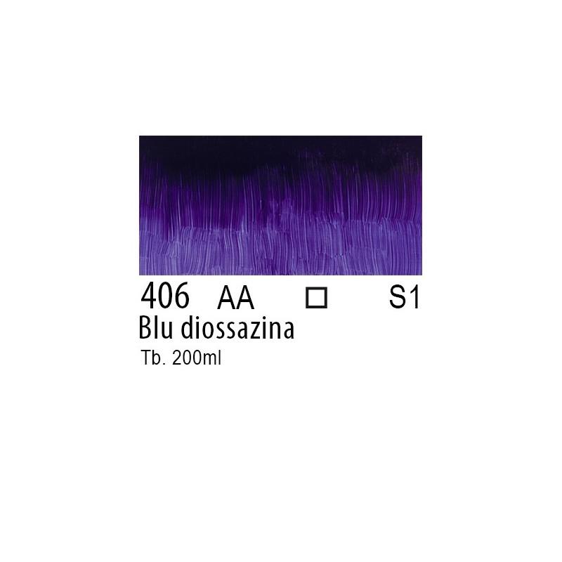 406 - W&N Olio Winton Blu diossazina