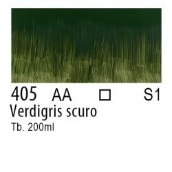 405 - W&N Olio Winton Verdigris scuro