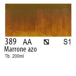 389 - W&N Olio Winton Marrone azo