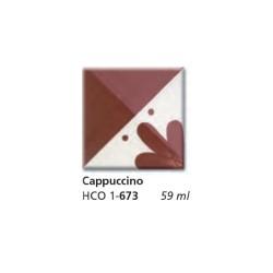 673 - Engobbio Colorobbia Cappuccino