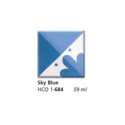 684 - Engobbio Colorobbia Sky Blue