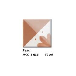 686 - Engobbio Colorobbia Peach