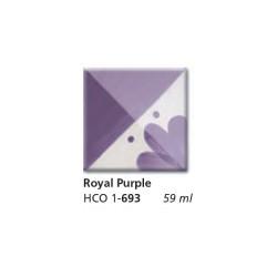 693 - Engobbio Colorobbia Royal Purple