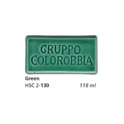 130 - Colorobbia Smalto Green