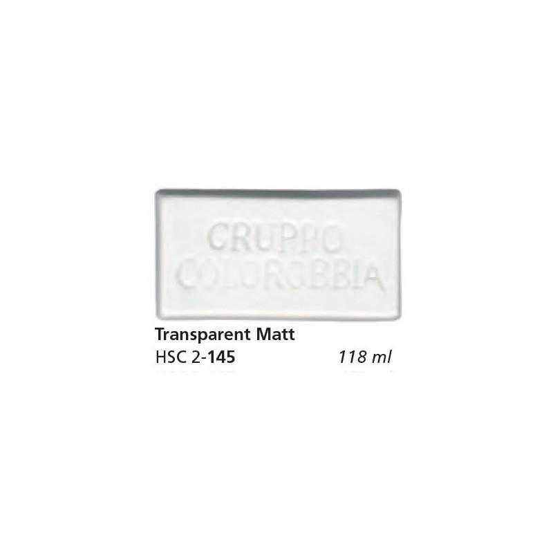 145 - Colorobbia Smalto Trasparent matt