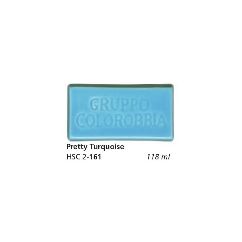 161 - Colorobbia Smalto Pretty turquoise