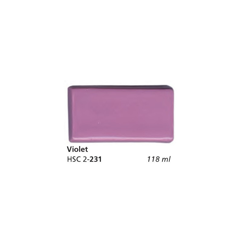 231 - Colorobbia Smalto Violet
