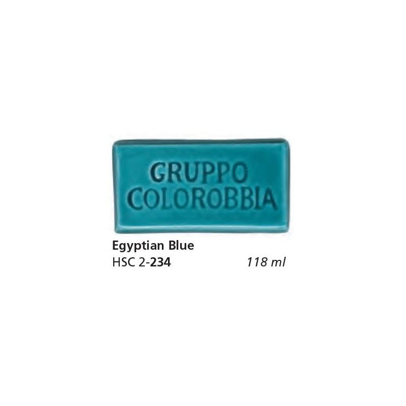 234 - Colorobbia Smalto Egyptian Blue