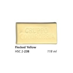 238 - Colorobbia Smalto Flecked yellow
