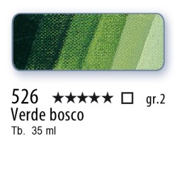 526 - Mussini verde bosco