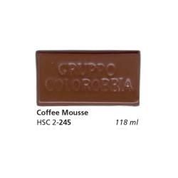 245 - Colorobbia Smalto Coffee mousse