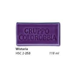 253 - Colorobbia Smalto Wistaria