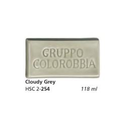254 - Colorobbia Smalto Cloudy Grey