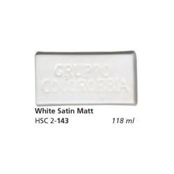 143 - Colorobbia Smalto White satin matt
