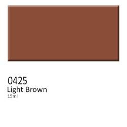 425 -  Colorobbia colore Sottocristallina Light Brown
