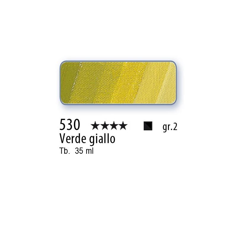 530 - Mussini verde giallo