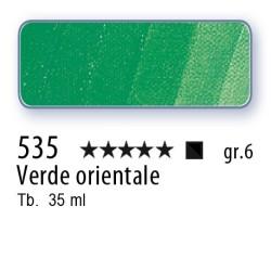 535 - Mussini verde orientale