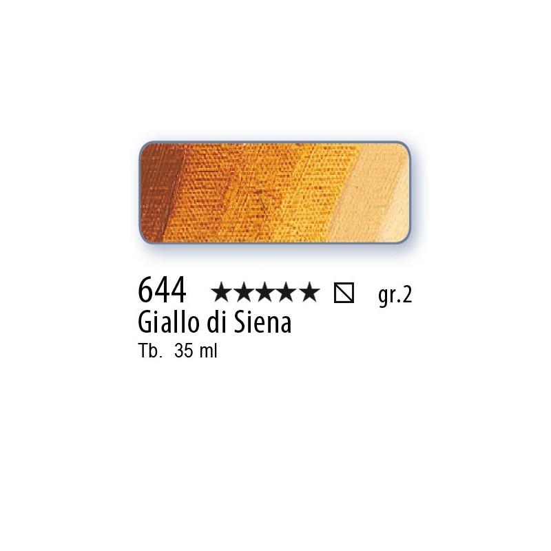 644 - Mussini giallo di Siena