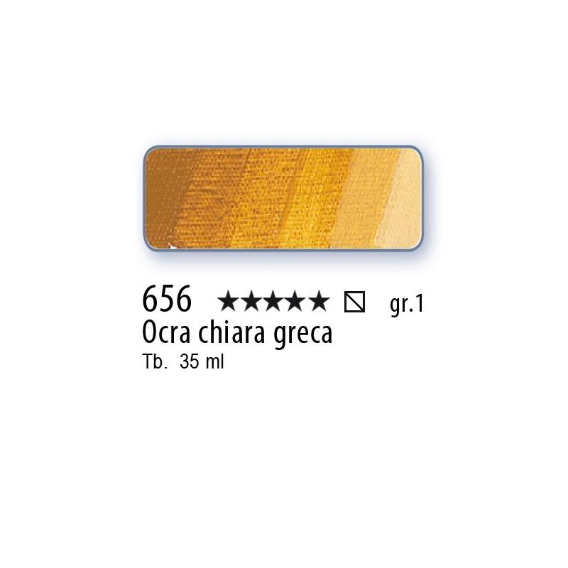656 - Mussini ocra chiara greca