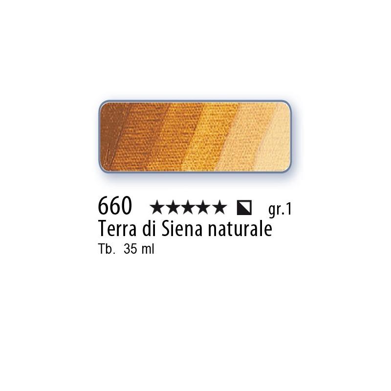 660 - Mussini terra di Siena naturale