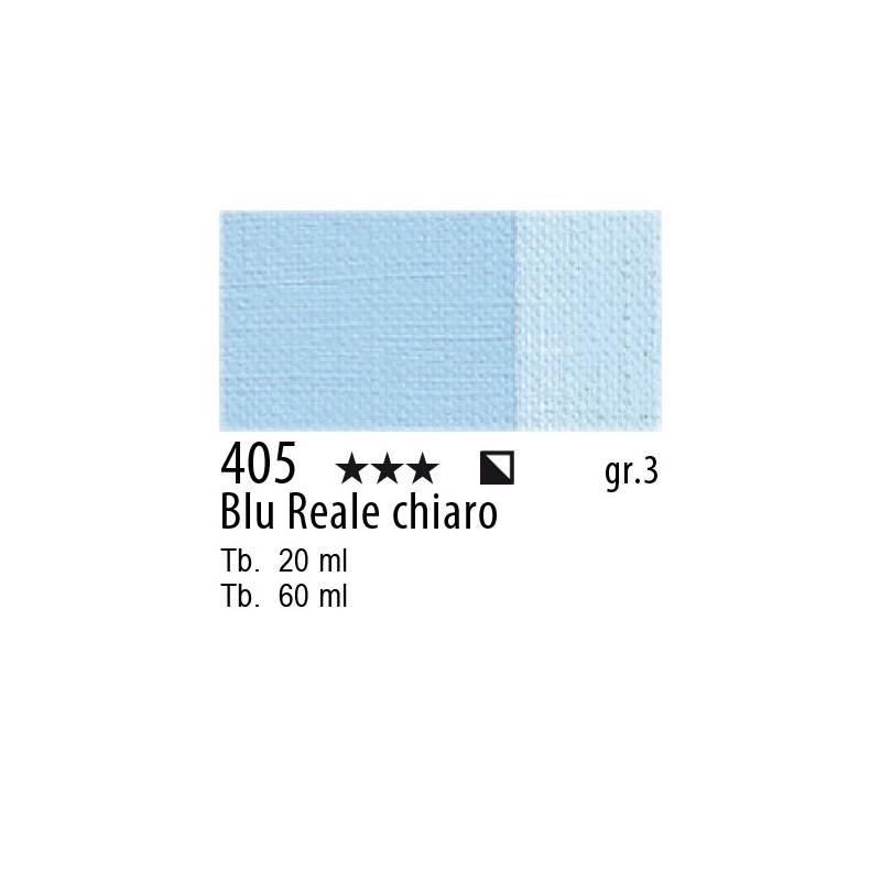 405 - Maimeri Olio Classico Blu Reale chiaro