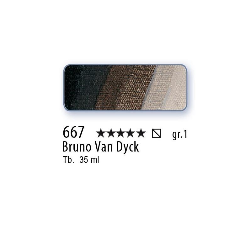 667 - Mussini bruno van Dyck