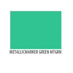 Metallicmarker Verde MTGRN