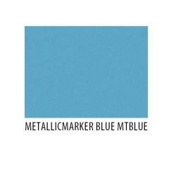 Metallicmarker Blue MTBLUE