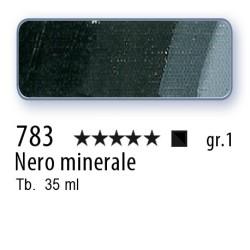 783 - Mussini nero minerale