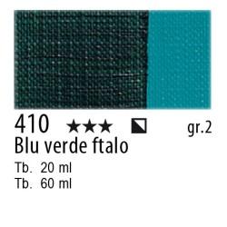 410 - Maimeri Olio Classico Blu verde ftalo