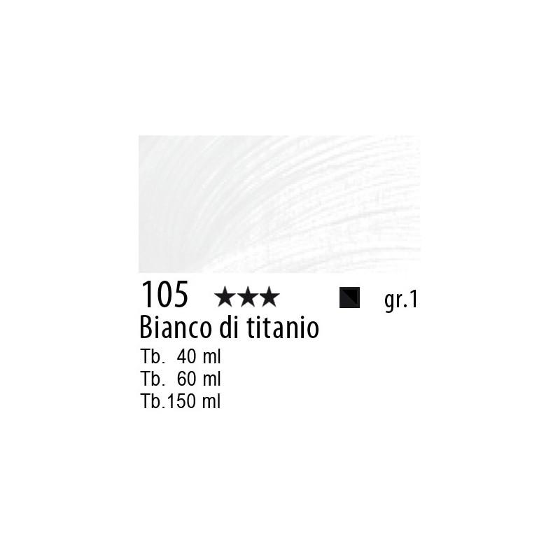 105 - Rembrandt Bianco di titanio